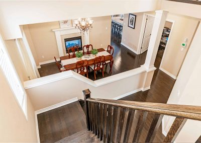 3225 LIPTAY AVENUE OAKVILLE - Dining-Room-(From-Upstairs)