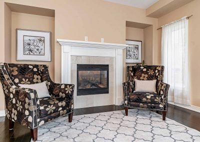 3225 LIPTAY AVENUE OAKVILLE - Living-Room-(Fireplace)