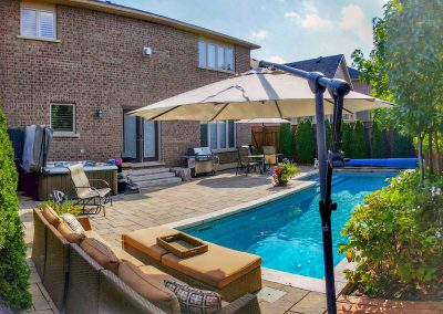 3452 LIPTAY AVENUE OAKVILLE - Yard-(Summer)